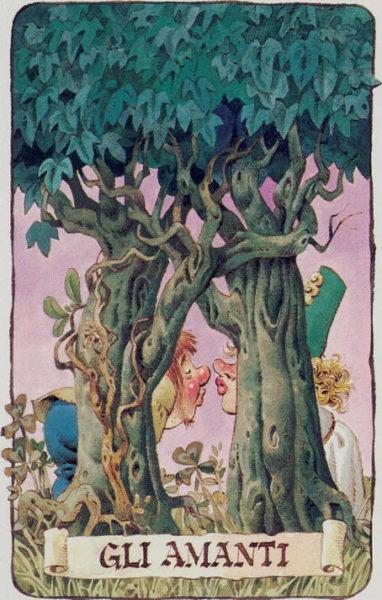 Tarot of the Gnomes de Geliefden
