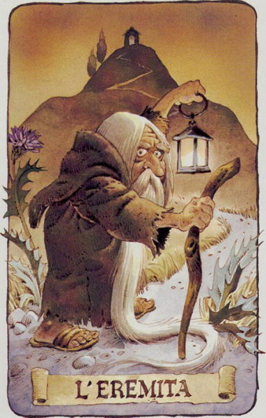 Tarot of the Gnomes de Heremiet