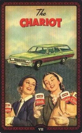 Housewives Tarot Zegewagen