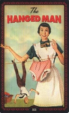 housewives tarot gehangene