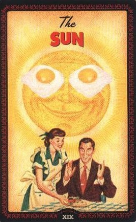 Housewives Tarot De Zon