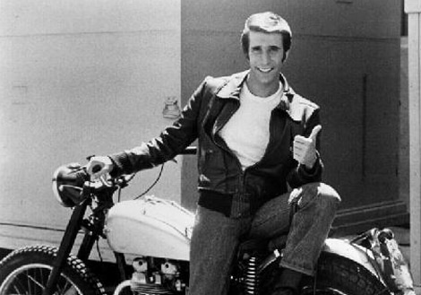The Fonz - Happy Days