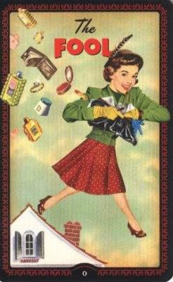 Huisvrouwen Tarot De Dwaas
