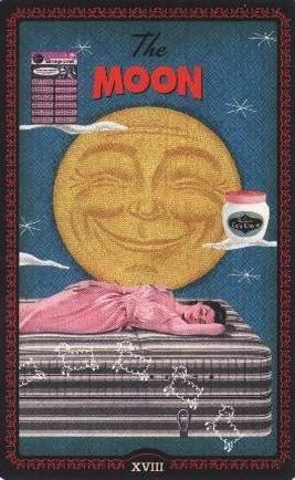Huisvrouwen Tarot De Maan