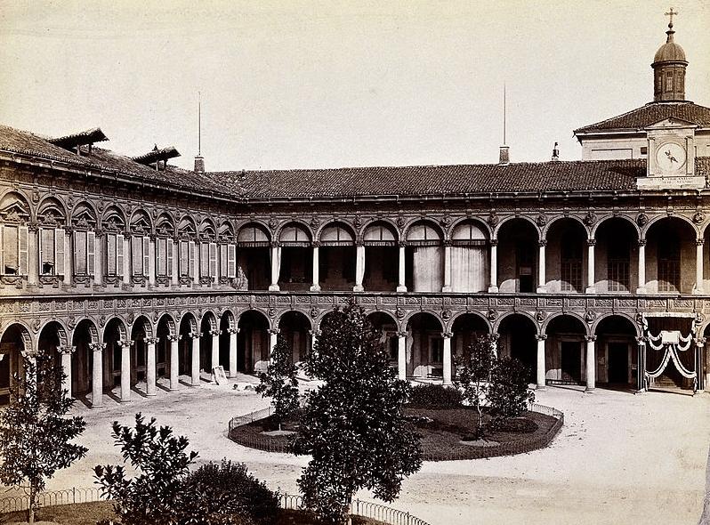 Ospedale Maggiore, Milaan