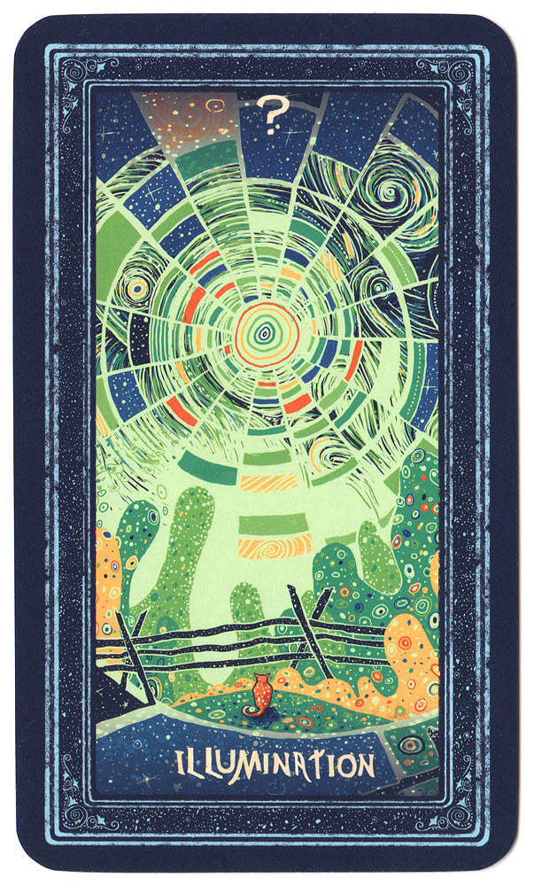 Prisma Visions Tarot - Verlichting, extra kaart derde editie
