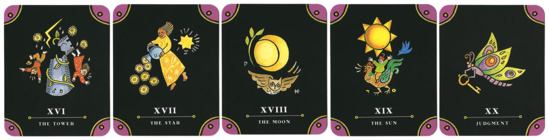 Tarot - The Complete Kit - grote arcana tarotkaarten 16tm20