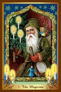 magiër kenner kerst tarot