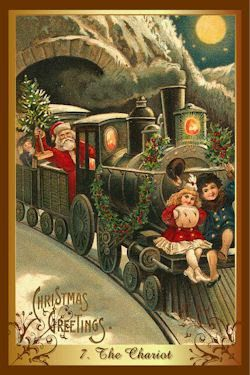 zegewage kenner kersttarot
