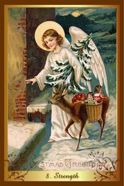 kracht kenner kerst tarot
