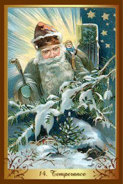 kenner kerst tarot matigheid