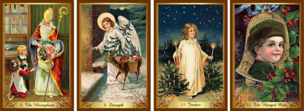 kenner kerst tarot