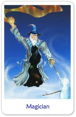 Winterse Tarot Magiër