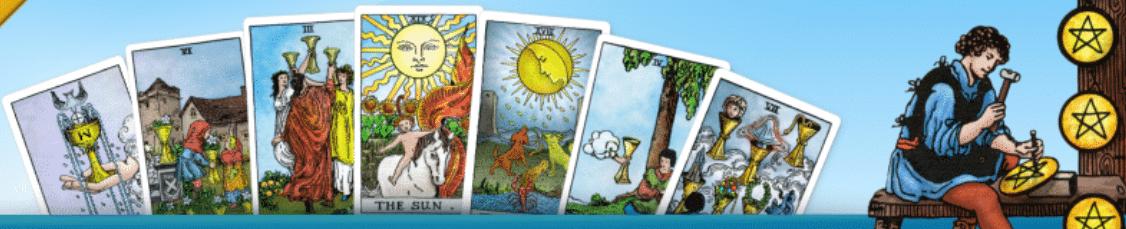 tarot cursus een tarot kaart leren lezen door visualisatie