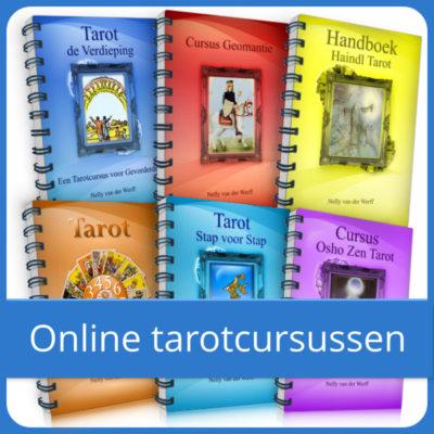 Online tarotcursussen van Tarot Stap voor Stap