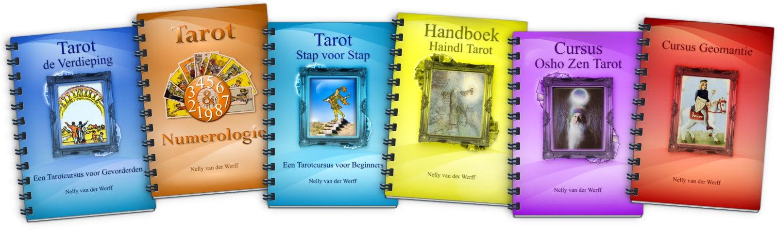 Tarotcursus tarot stap voor stap
