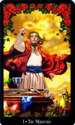 dugan tarot magiër iedereen kan toveren