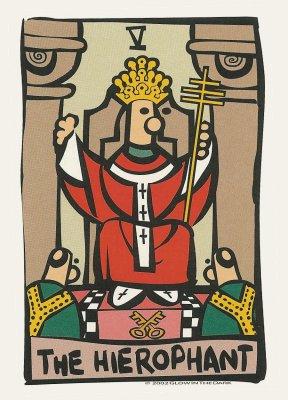 Ator tarot de hogepriester