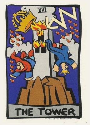 Ator tarot De Toren