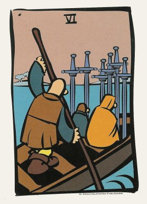 ator tarot zwaarden 6