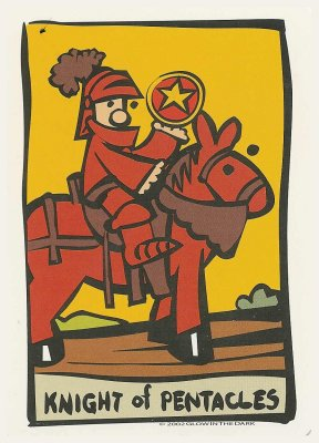 Ator Tarot Penakels Ridder