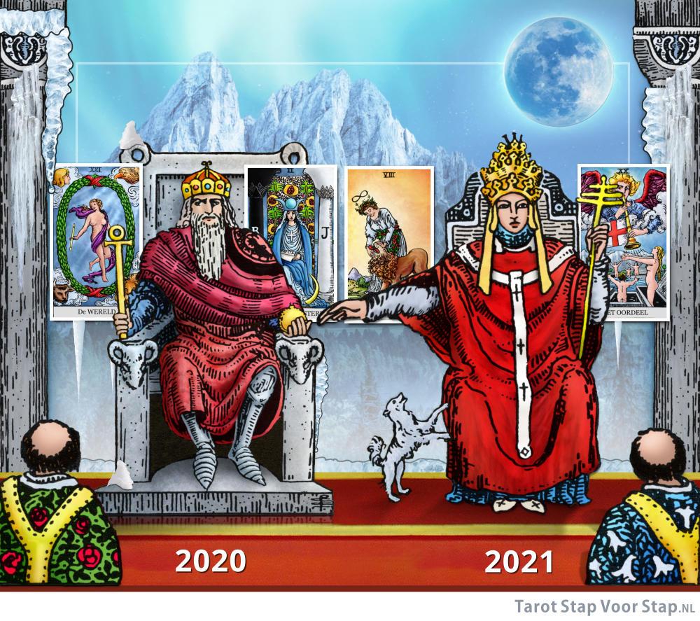 tarotlezing volle maan 30 dec 2020