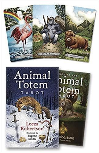 Animal Totem Tarot van Leeza Roberson.