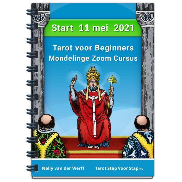 cursus tarot voor beginners mondeling zoom 11 mei 2021