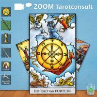 zoom tarotconsult tarot lezing
