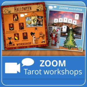 Zoom Tarot workshops