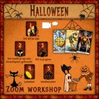 tarot workshop halloween tarot spreads